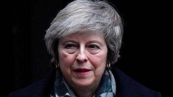 """تيريزا ماي: تصويت البرلمان على اتفاق """"بريكست"""" سيتم في الشهر المقبل"""