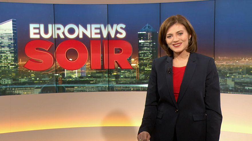 Euronews Soir : l'actualité du lundi 13 décembre
