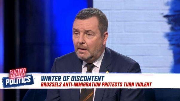 Raw Politics: 'Gilets jaunes' protests continue and Brexit debate