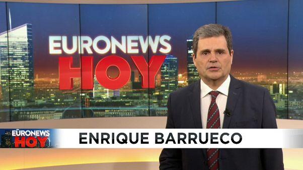 Euronews Hoy 18/12: Las claves informativas del día