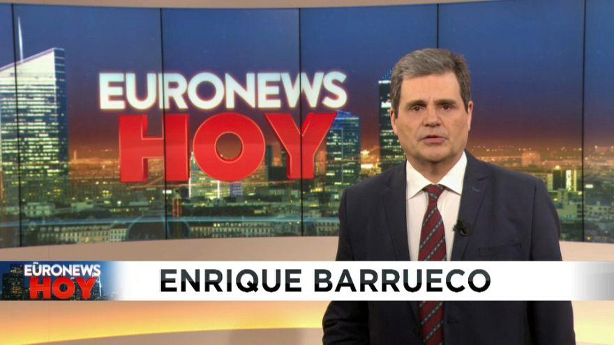 [Euronews Hoy 17/12] Las claves informativas del día