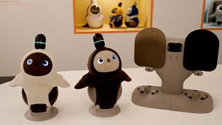 Japonlar yalnızlık çekenlere arkadaşlık edecek yapay zekalı robot üretti