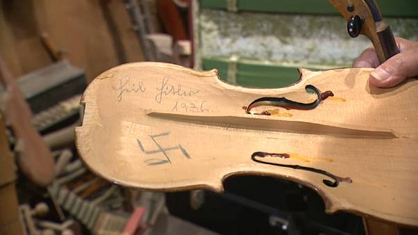 Los violines del Holocausto