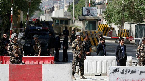 حملات دوگانه انتحاری در کابل
