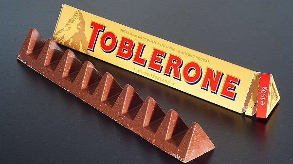 Ünlü çikolata markası Toblerone'un helal üretime geçmesi tartışmaya yol açtı