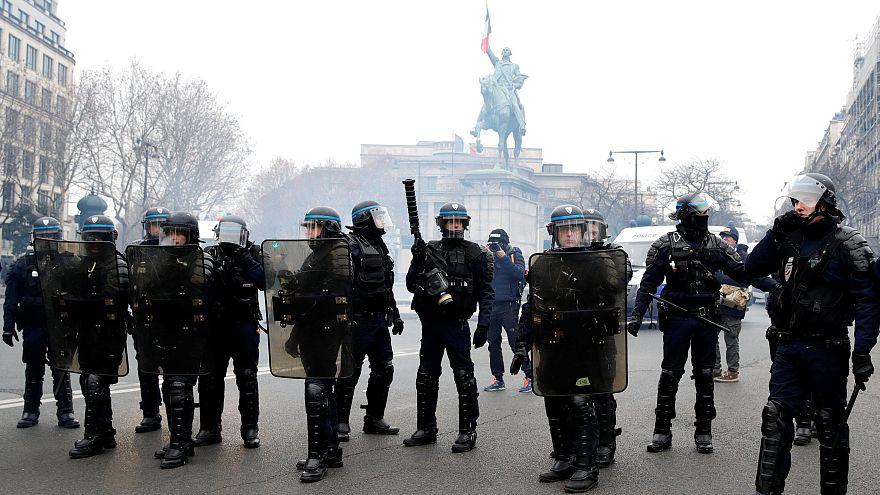 Soutien aux policiers : plus d'un million d'euros dans la cagnotte