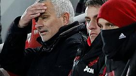 Manchester United sack manager Jose Mourinho