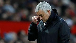 José Mourinho fracassa na missão de fazer renascer o Manchester United
