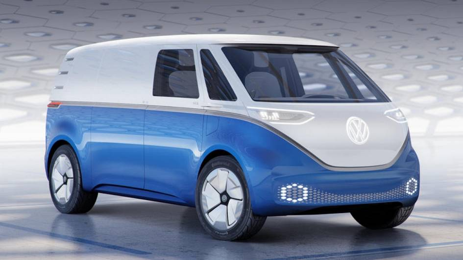 This Is Volkswagen S 44bn Electric Car Plan