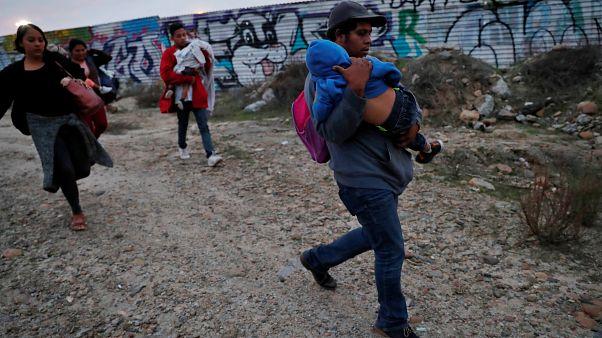 Dünya genelinde 2018'e damga vuran göç hikayeleri ve göçmenler