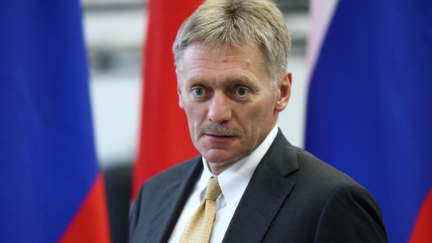 ديمتري بيسكوف المتحدث باسم الرئيس الروسي فلاديمير