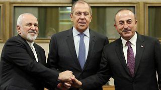 اجلاس سوریه