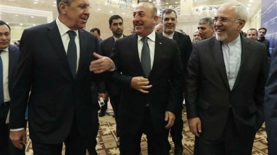 Suriye'nin yeni Anayasa Komitesi için Cenevre'de kritik toplantı