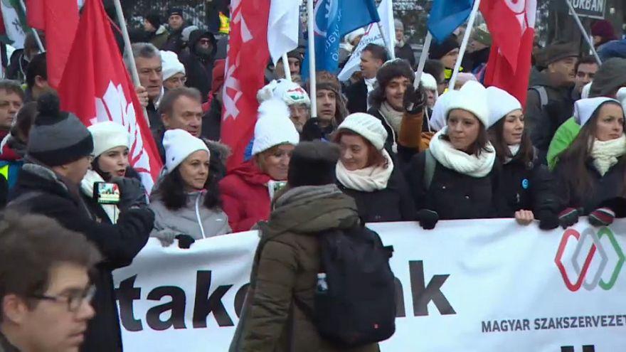 """Les défenseurs de la démocratie se rebellent contre """"Viktator"""""""