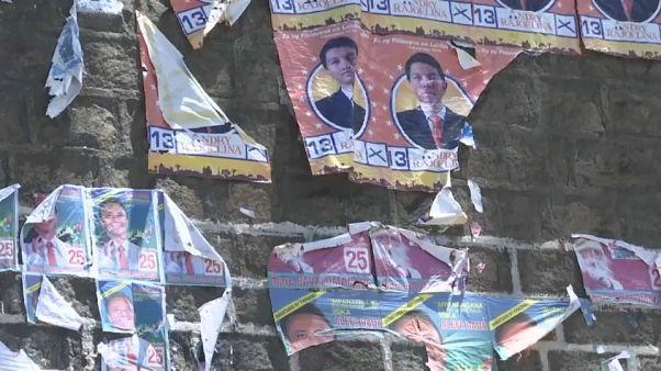 Duel tendu à Madagascar pour la présidentielle