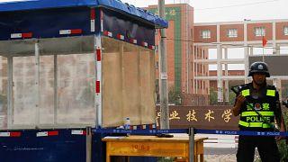 Uygur Türkleri toplama kampları