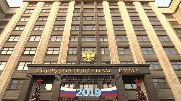 Госдума защищается от вмешательства в российские выборы