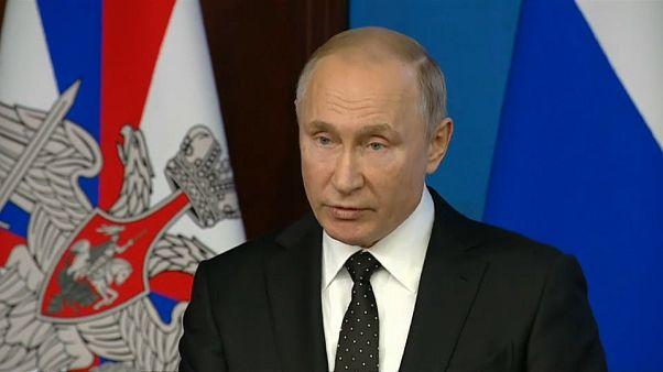Россия готова к дискуссии о привлечении к ДРСМД других стран