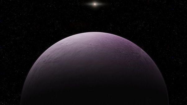 Güneş Sistemi'nin en ucundaki cisim keşfedildi