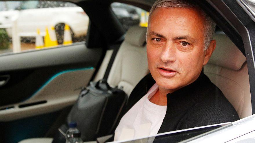 El Manchester United 'fulmina' a José Mourinho
