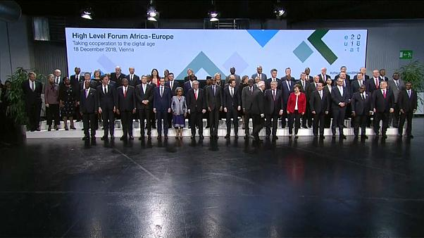 Migração domina agenda do Fórum África-Europa