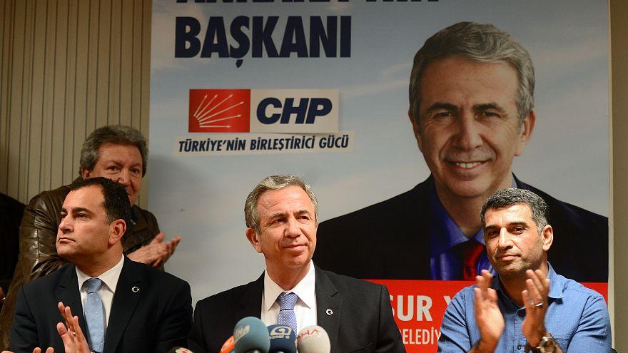 Cumhuriyet Halk Partisi'nin Ankara Büyükşehir Belediye Başkan Adayı Mansur Yavaş oldu