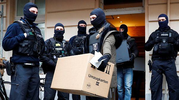 Szalafista mecsetben tartottak razziát Berlinben