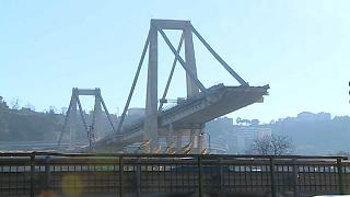 Genuas neue Brücke soll in einem Jahr fertig sein