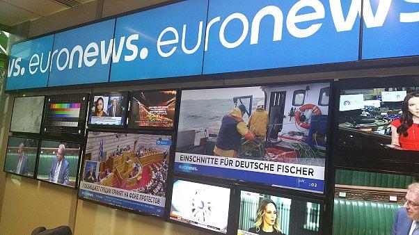 Wer macht Euronews auf Deutsch? Die Gesichter hinter den Nachrichten