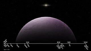 Ecco Farout, il corpo celeste più lontano del sistema solare