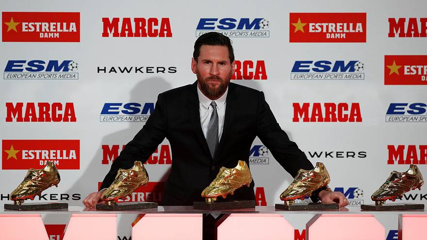 Lionel Messi, un buteur en or