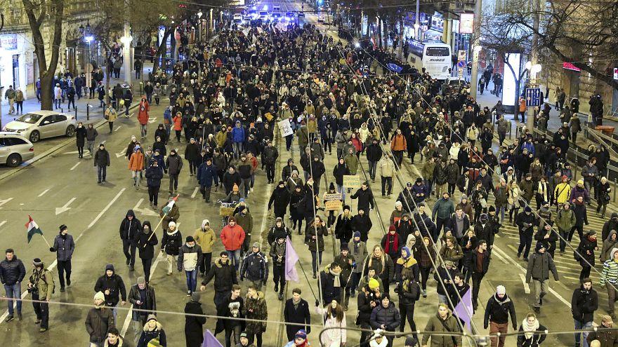 Pulzus: A magyarok támogatják a kormányellenes tiltakozásokat