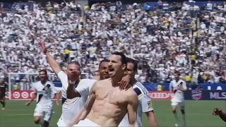 Zlatan Ibrahimovic confirma mais um ano nos LA Galaxy