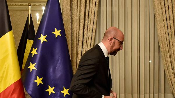Belgischer Regierungschef Charles Michel kündigt Rücktritt an