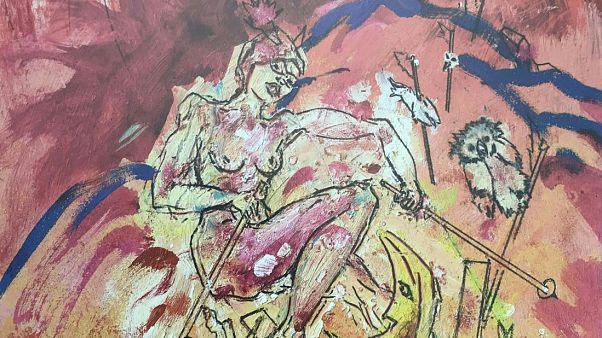 مبارزه با جنسیتزدگی؛ تابلوی نقاشی دردسرساز برای فدراسیون اسکی اتریش
