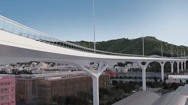 Genua: Neubau der Katastrophenbrücke