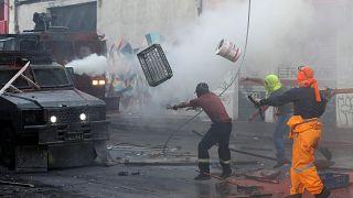 Şili'de liman çalışanlarının grevi meyve ihracatını vurdu