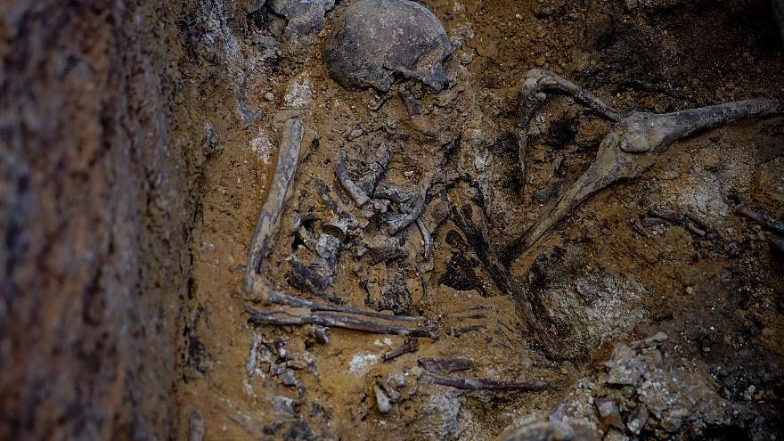 Arjantin'de 5 bin 700 yıllık bebek kalıntıları bulundu