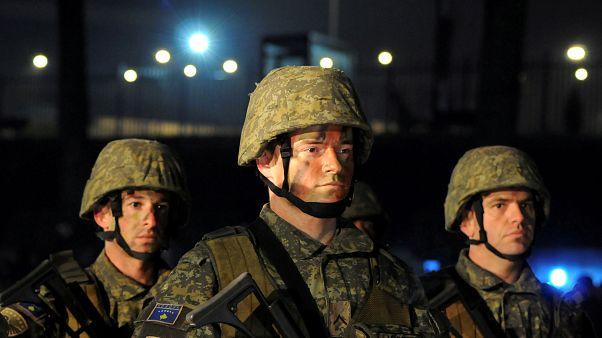 Kosovalı eski komutan Rüstem Mustafa Lahey'de sorgulandı