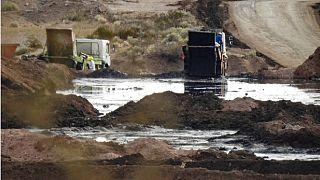 Los mapuches denuncian la contaminación petrolera en la Patagonia