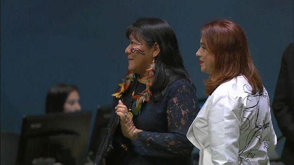 ΟΗΕ: Βράβευσε γυναίκες υπερασπίστριες των ανθρωπίνων δικαιωμάτων