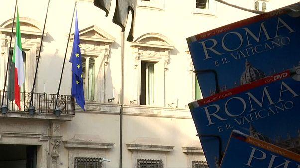 """Haushaltsstreit: Italien einigt sich """"informell"""" mit EU"""