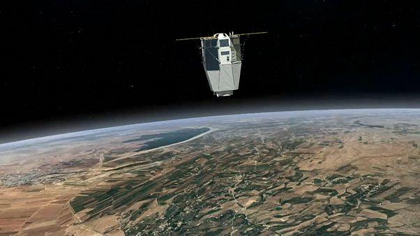 La France lance un satellite militaire ultra-puissant
