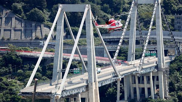 Top Italian architect to oversee Genoa bridge reconstruction