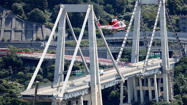 Neue Genua-Brücke: Häuserabriss und Asbestgefahr