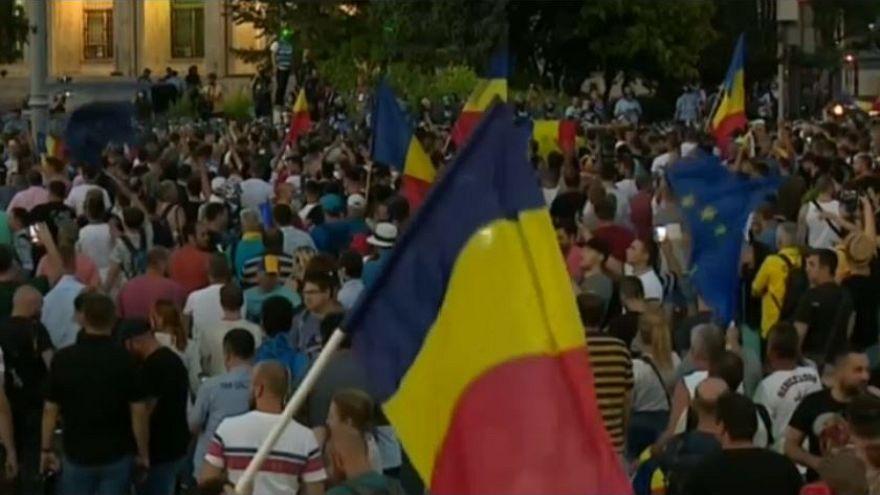 Misstrauensvotum in Rumänien: Opposition bekämpft umstrittenes Justizgesetz