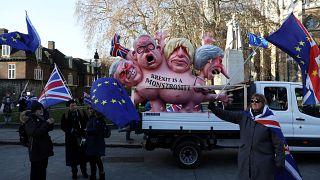 Plan de contingencia europeo para un Brexit sin acuerdo