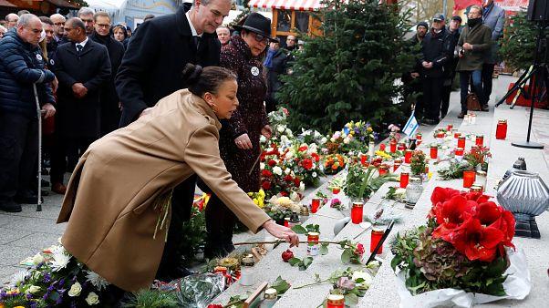 2. Jahrestag: Berlin erinnert an Anschlag auf dem Breitscheidplatz