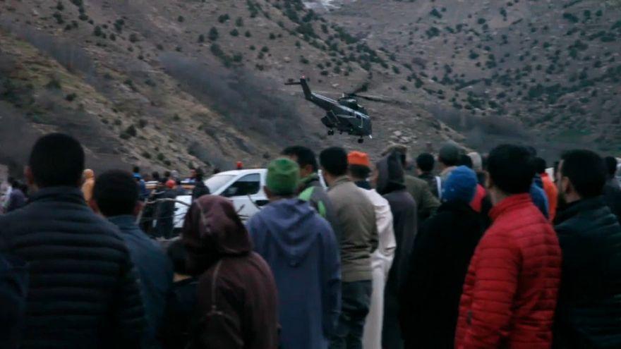 Angst um Ausbleiben der Touristen nach Mord an jungen Frauen am Mount Toubkal