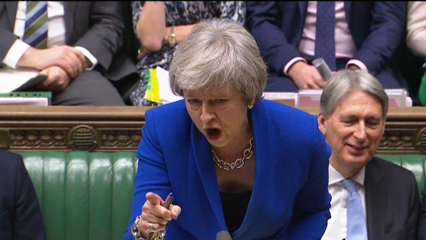 Revuelo en el Parlamento británico
